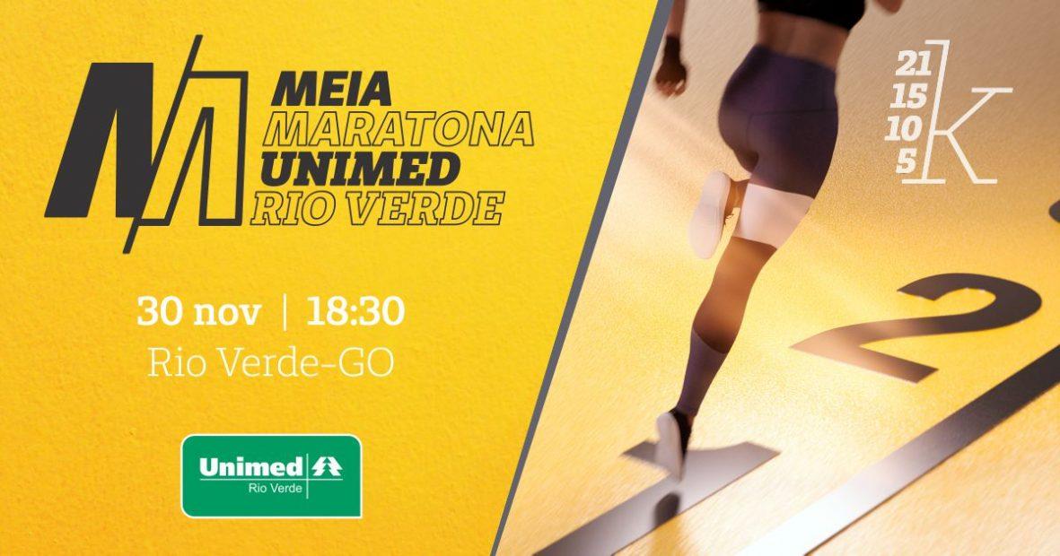 Meia Maratona Unimed Rio Verde